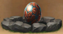 Frostfire Egg