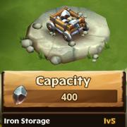 Iron Storage Lv 5