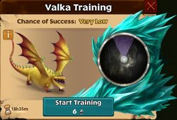 Seashine Valka First Chance
