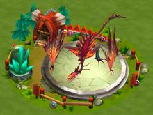 Exiled Monstrous Nightmare Valka Titan