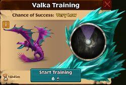Jewelbilant Valka First Chance