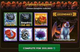 Crimson Goregutter Collection