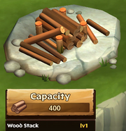 Wood Stack Lv 1
