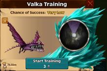 Boom Valka First Chance