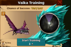 Boom Valka First Chance