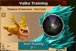 Cheesemonger Valka First Chance
