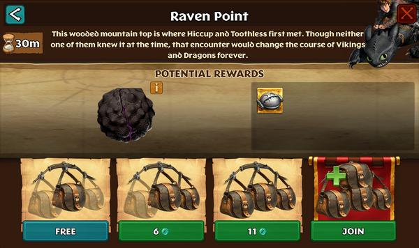 Raven Point