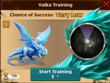 Skrill Chiller Valka First Chance