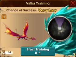 Edgewing Valka First Chance
