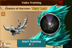 Night Swarm Valka First Chance
