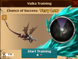 Battle Sweet Death Valka First Chance