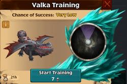Chartooth Valka First Chance