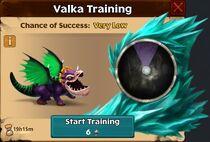 Dijester Valka First Chance