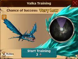 Bam Valka First Chance
