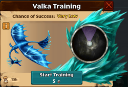 Mistmenace Valka First Chance