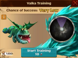 Shattermaster Valka First Chance