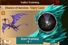 Skykarver Valka First Chance