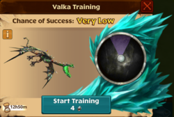 Battle Sword Stealer Valka First Chance