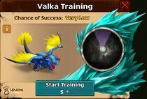 Damsail Valka First Chance