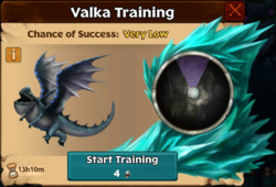 Liberated Hardcast Valka First Chance