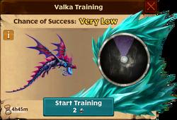 Shockjaw Valka First Chance