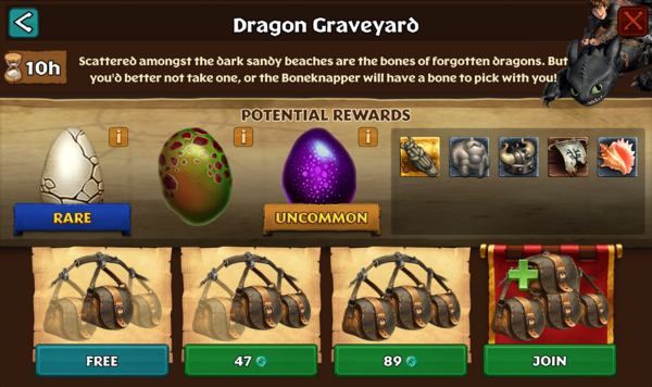 Dragon Graveyard