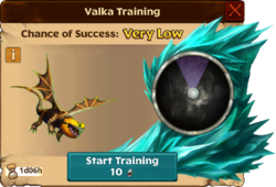 Masked Sweet Valka First Chance