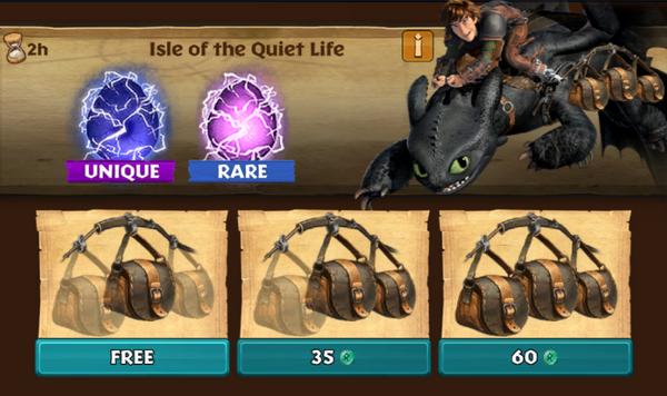 Isle of the Quiet Life (Dagur's Skrill) 03