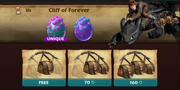 Cliff of Forever