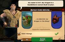 Build Eret's House
