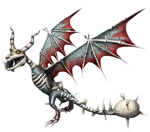Картинки дракона костолома
