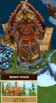 Wood Stack Lv 22