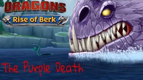 Rise of Berk The Purple Death