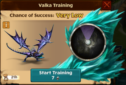 Dagur's Skrill Valka First Chance