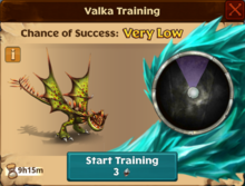 Scuttleclaw Valka First Chance