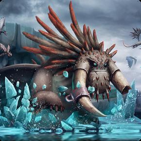 Drago's Bewilderbeast Icon