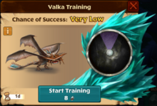 Cloudjumper Valka First Chance