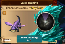 Gobstinker Valka First Chance