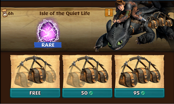 Isle of the Quiet Life (Skrill)