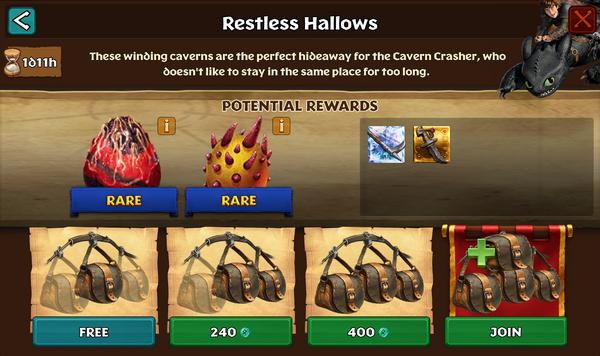 Restless Hallows