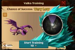 Rumpus Valka First Chance