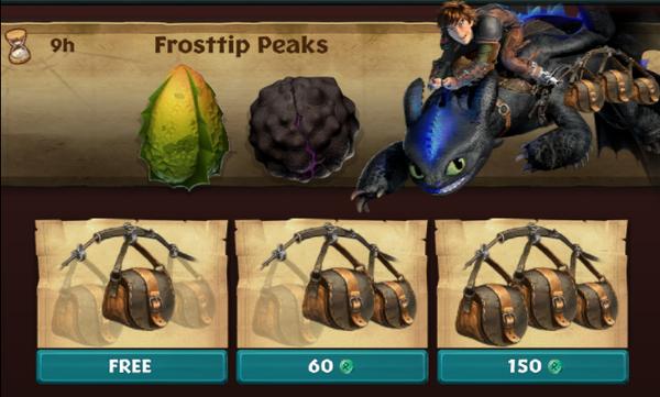Frosttip Peaks