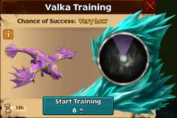Gnawhelm Valka First Chance