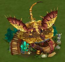 Goldrush Valka Titan