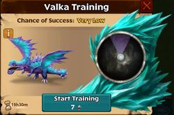 Auroara Valka First Chance