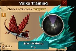 Bludcrest Valka First Chance