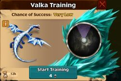 Cloudcarver Valka First Chance
