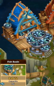 Fish Basin Lv 22