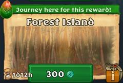 Fishlegs' Journey Forest Island