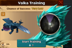 Snogglewing Valka First Chance